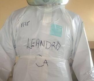 El Doctor avileño Leandro Castellanos Vivancos