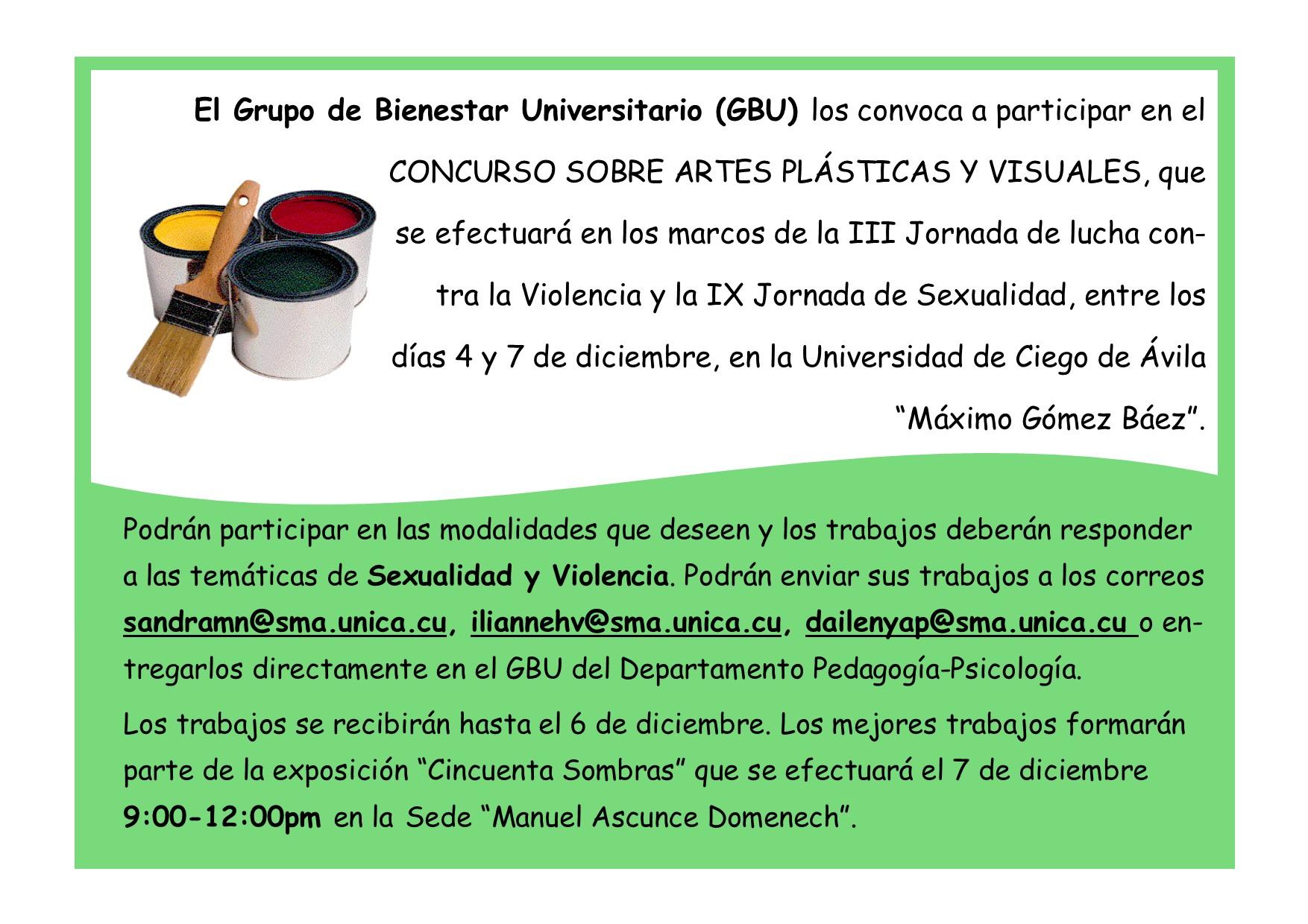 Concurso Artes Visuales1