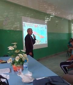 Conferencia Liceo Baní