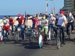Presidente cubano agradece participación juvenil en caravana contra el bloqueo