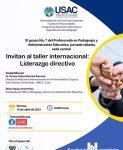 Se reafirman lo nexos entre la UNICA y la Universidad San Carlos de Guatemala