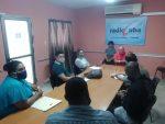 Sesiona reunión conjunta UNICA-RadioCuba en Ciego de Ávila