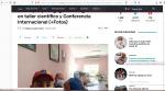Referencian medios de prensa avileños realización del Primer Taller Científico del Centro de Estudios Educacionales de la UNICA