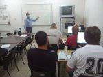 Se desarrolló capacitación sobre internacionalización a los profesores e investigadores de la Facultad de Ciencias de la Cultura Física y el Deporte