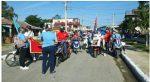 Calles de Ciego de Ávila se suman a rechazo del bloqueo