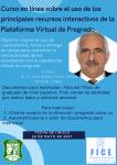 Oferta la FICE curso en línea sobre la Plataforma Virtual de Pregrado